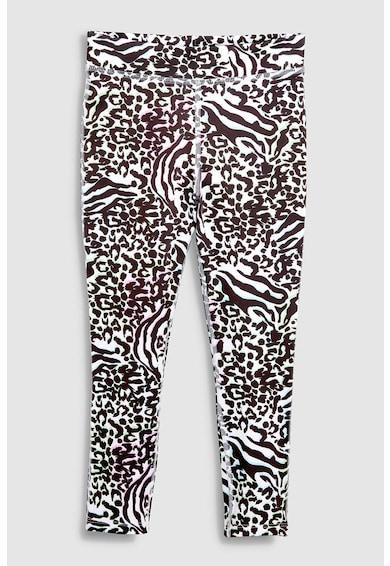 NEXT Állatmintás capri leggings Lány