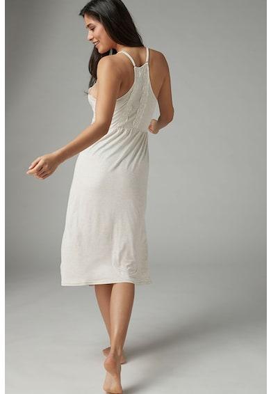 NEXT Camasa de noapte cu insertii de dantela Femei