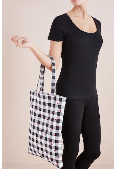NEXT Карирана шопинг чанта Жени