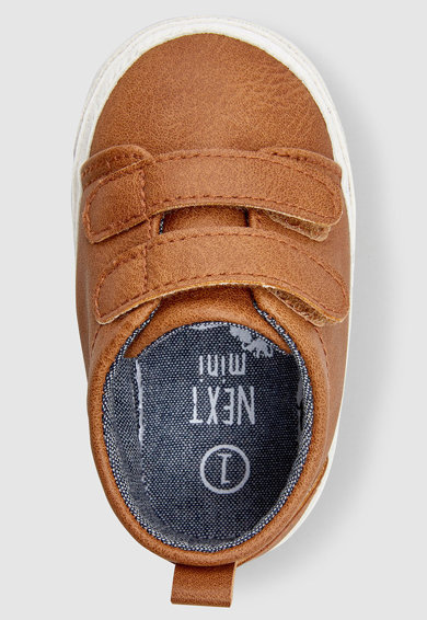 NEXT Спортни обувки от еко кожа с велкро Момчета