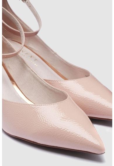 NEXT Pantofi de piele ecologica cu bareta pe glezna Femei