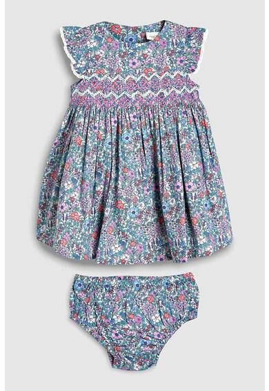 NEXT Флорална рокля и гащички Момичета
