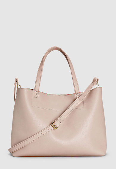 NEXT Чанта от еко кожа с отделяща се презрамка Жени