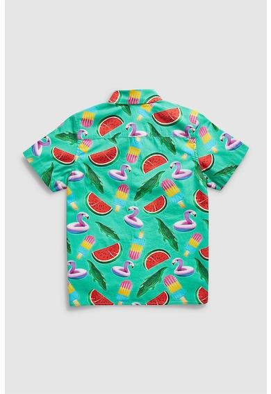 NEXT Риза с фигурален десен Момчета