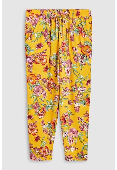 NEXT Pantaloni cu model floral Fete