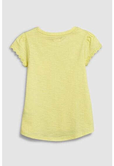 NEXT Тениска с пришит джоб Момичета