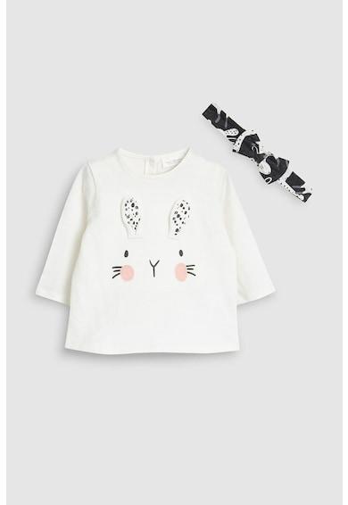 NEXT Комплект с дизайн на зайчета, 3 части Момичета