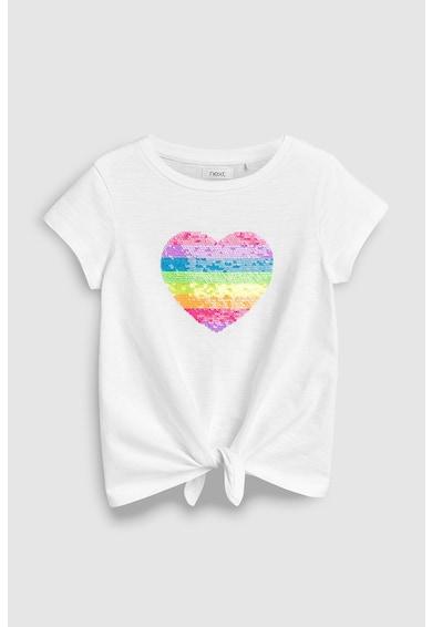 NEXT Flitteres póló Lány