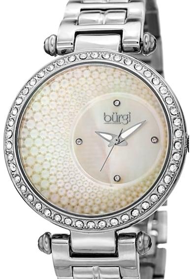 BURGI Часовник с кристали Жени