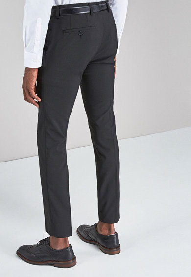 NEXT Pantaloni eleganti super skinny Barbati