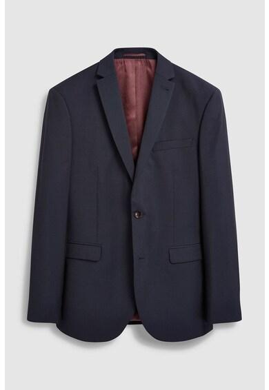 NEXT Sacou regular fit de lana Signature Barbati