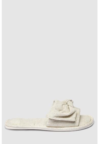 NEXT Papuci de casa cu funda Femei