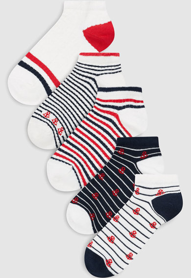 NEXT Десенирани чорапи - 5 чифта Жени