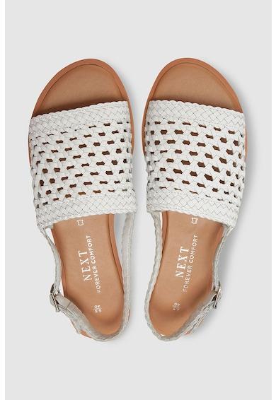 NEXT Кожени сандали без пета Жени