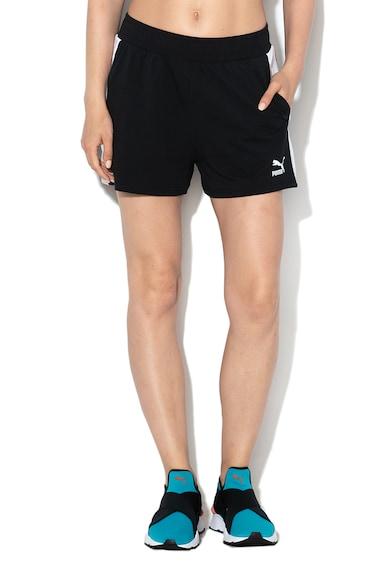 Puma Фитнес шорти Classics T7 F със стрнични джобове Жени
