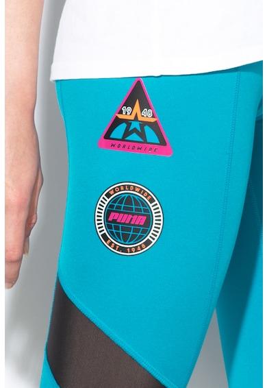 Puma Клин TZ с гумирано лого за фитнес Жени