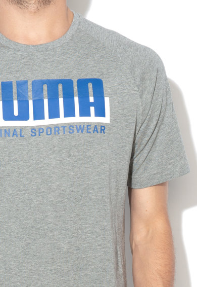 Puma Тениска Athletics с лого Мъже
