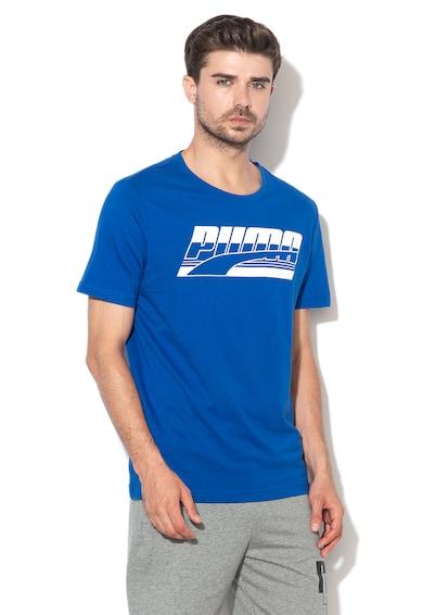 Puma Tricou regular fit cu imprimeu logo Rebel 04 Barbati