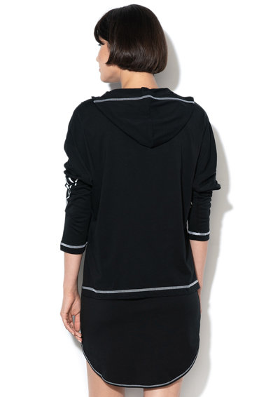 Puma Hanorac relaxed fit din amestec de modal, cu DryCell Modern Femei