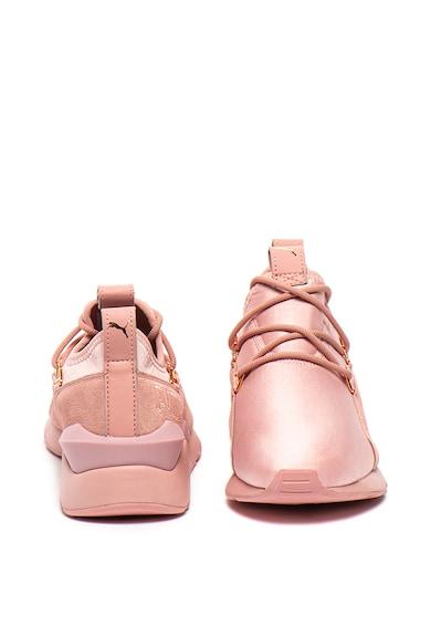 Puma Pantofi sport slip-on pentru fitness Muse Femei