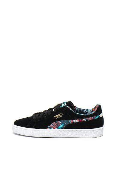 Puma Спортни обувки Secret Garden от велур Жени