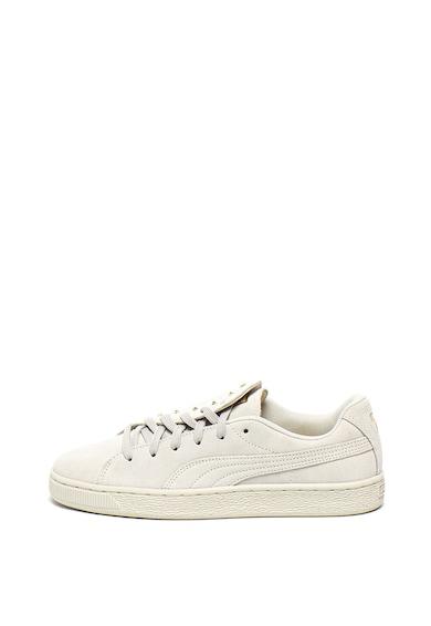 Puma Велурени спортни обувки Crush с нитове Жени