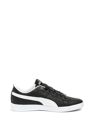 Puma Спортни обувки Smash с лого Жени