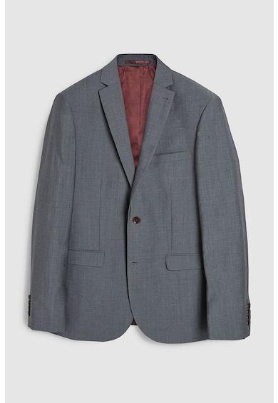 NEXT Sacou tailored fit de lana Barbati