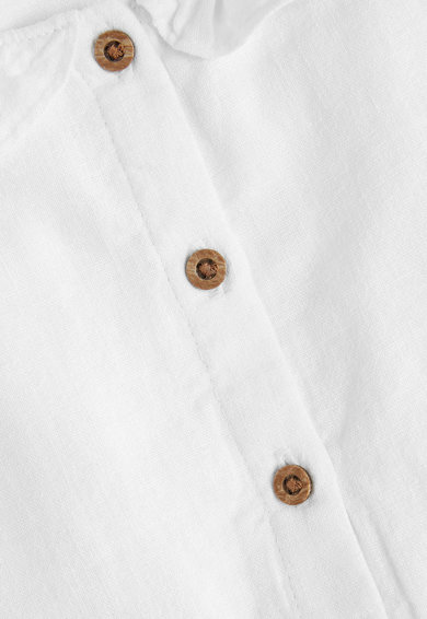 NEXT Lentartalmú bővülő fazonú ruha Lány