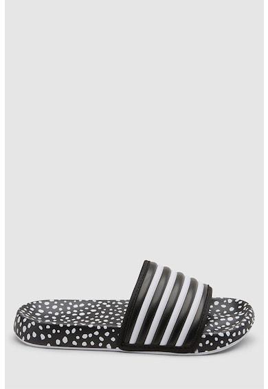 NEXT Papuci cu dungi si imprimeu cu buline Fete