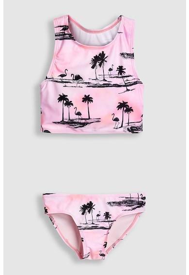 NEXT Costum de baie cu model tropical Fete