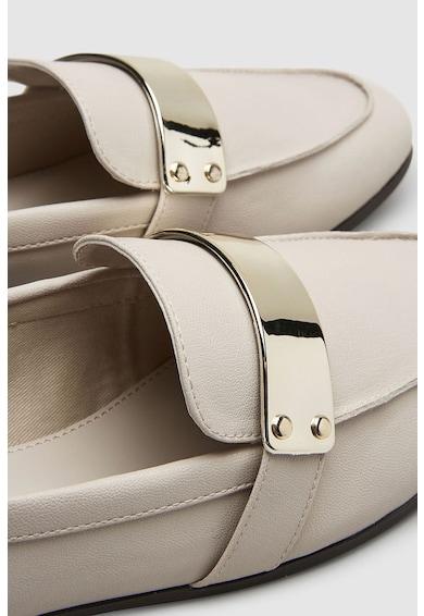 NEXT Pantofi loafer de piele ecologica Femei