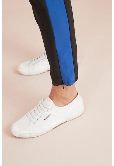 NEXT Pantaloni cu dungi laterale contrastante Femei