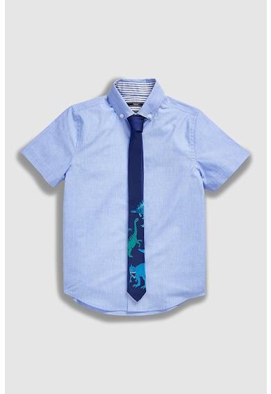 NEXT Set de camasa cu maneci scurte si cravata Baieti