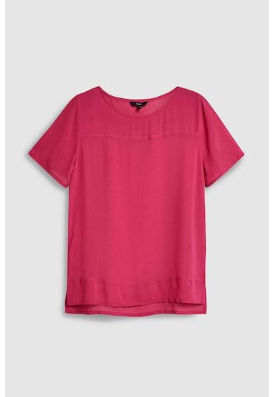 NEXT Bluza cu terminatie asimetrica Femei