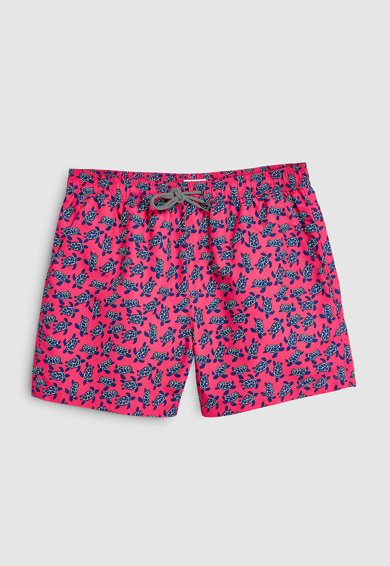NEXT Pantaloni scurti de baie cu model grafic Barbati