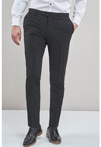 NEXT Pantaloni eleganti slim fit de lana Barbati