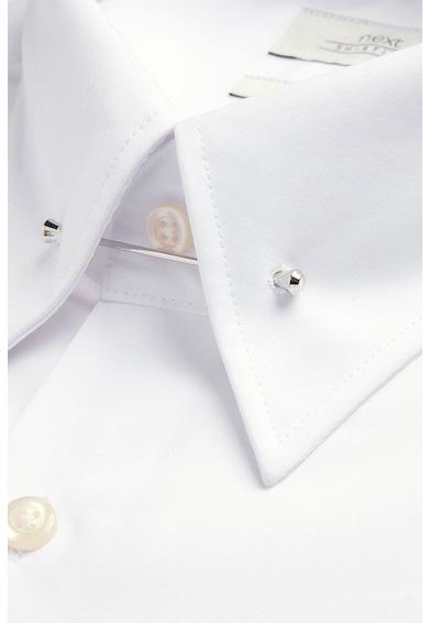 NEXT Camasa slim fit cu clips pentru cravata Barbati