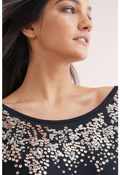 NEXT Bluza cu aplicatii cu paiete Femei