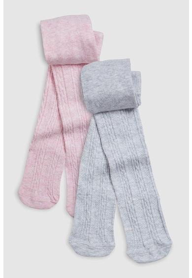 NEXT Чорапогащник с памук, 2 чифта Момичета