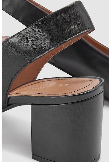 NEXT Pantofi slingback de piele cu varf ascutit Femei