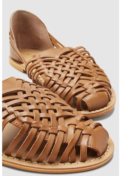 NEXT Кожени сандали Huaraches Жени