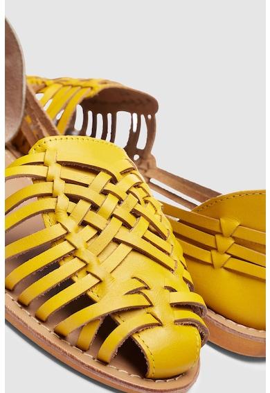 NEXT Sandale de piele Femei