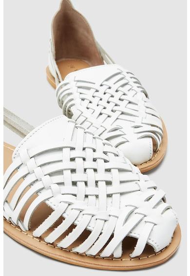NEXT Sandale huaraches de piele Femei