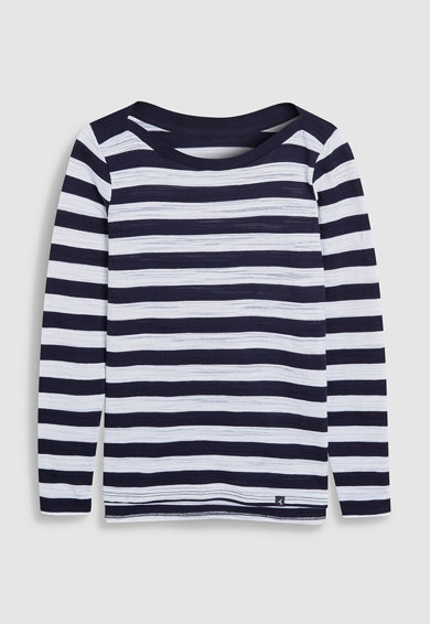 NEXT Bluza regular fit cu dungi Femei