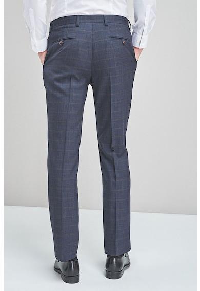 NEXT Pantaloni eleganti regular fit din amestec de lana Barbati