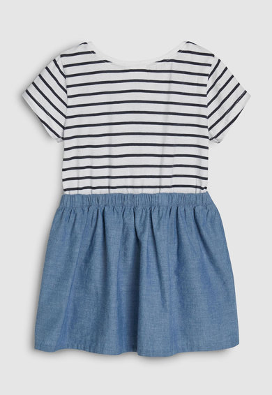 NEXT 2in1 hatású ruha Lány