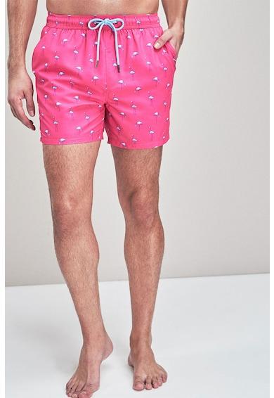 NEXT Pantaloni scurti de baie cu imprimeu Barbati