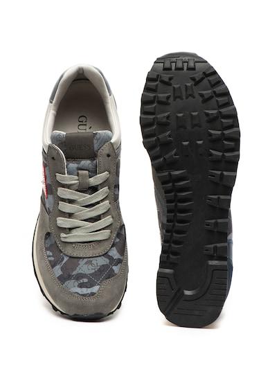 Guess Pantofi sport cu model logo Barbati