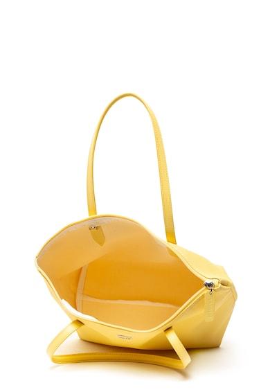 Lacoste Műbőr táska logórátéttel női